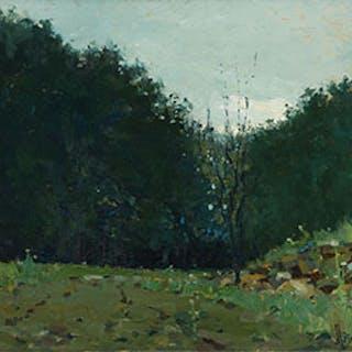 Landscape - Arthur Dominique Rozaire