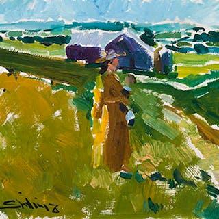 Summer - Arthur Shilling