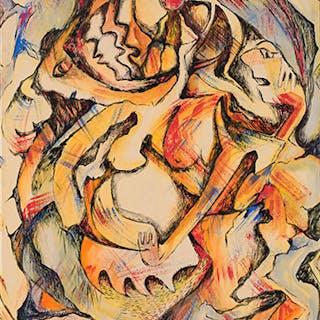 Plateaux of Reincarnation - Daphne Odjig