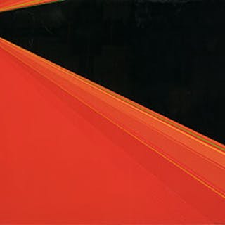 Burning Light - Rita Letendre