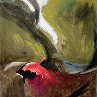 Red Cardinal - John Eaton