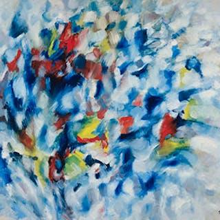 Le bleu de mes rêves - Lise Gervais