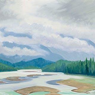 Western Canada - Doris Jean McCarthy