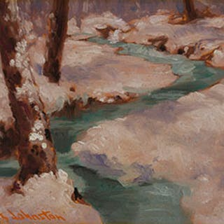 The Jade Stream - Frank Hans (Franz) Johnston