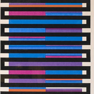 Horizontal Abstract - Gordon Appelbe Smith