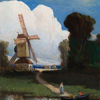 The Windmill - John A. Hammond