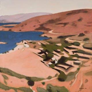 No. 1, Ile de Kios, Grece - Jeanne Leblanc Rheaume