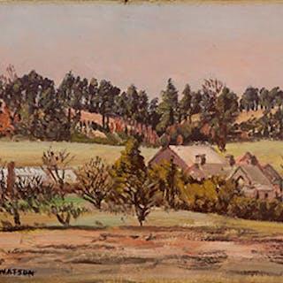 Galt Landscape - Homer Ransford Watson