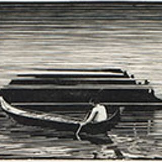 Dugout - Walter Joseph (W.J.) Phillips