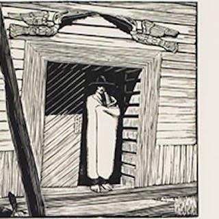 House of the Gulls, Karlukwees - Walter Joseph (W.J.) Phillips