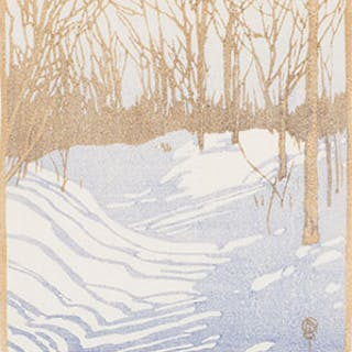 Winter Sunshine - Walter Joseph (W.J.) Phillips