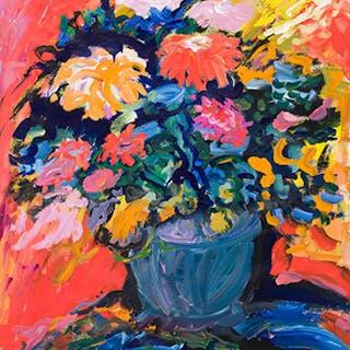 Flowers 163A - Yehouda Chaki