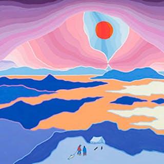 Bathurst Inlet Camp - Ted Harrison
