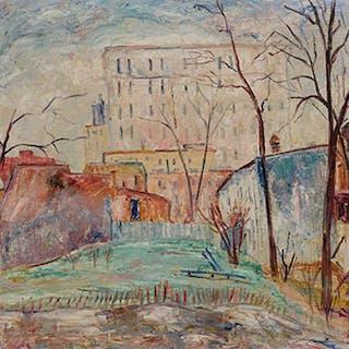 View of Montreal - Samuel Borenstein