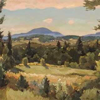 Summer, Eastern Townships - Helmut Gransow