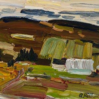 Landscape - René Jean Richard