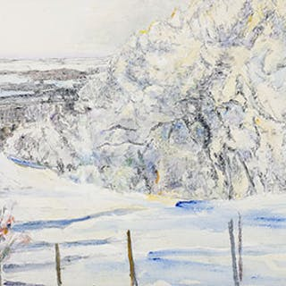 Snow, April - Dorothy Knowles