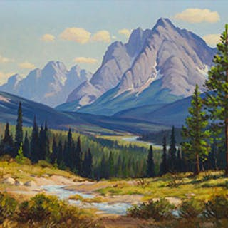 Kananaskis Valley - Roland Gissing