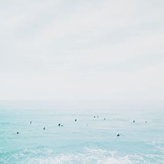 Surfers, Oahu, Hawaii - David Burdeny