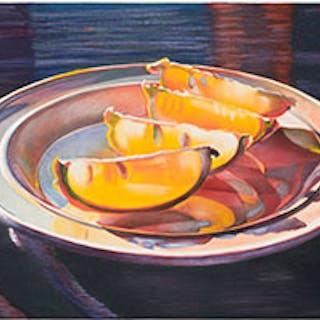 Points of Lemon - Mary Frances Pratt