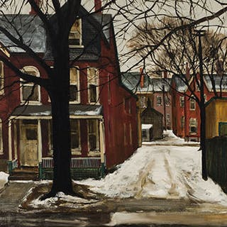 272 Seaton Street - Albert Jacques Franck
