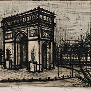 Lot # 109 International Graphics Online auction Bernard...