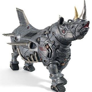 Jet-Rhino - Alan Waring