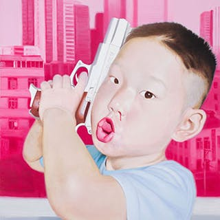Image of Children #1 - Wang Dajun