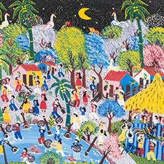 Village Fiesta - Anibal R. Palma