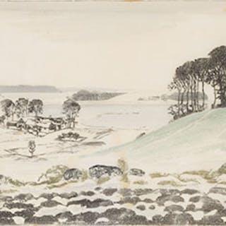 Landscape - Harald Henriksen