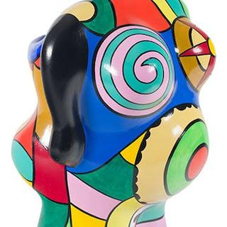 California Nana - Niki de Saint Phalle