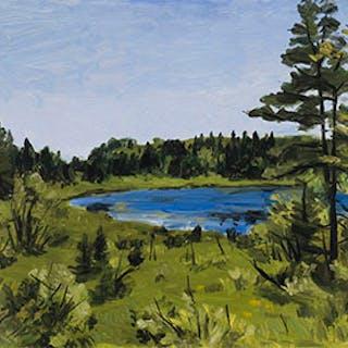 Summer Landscape - William Goodridge Roberts