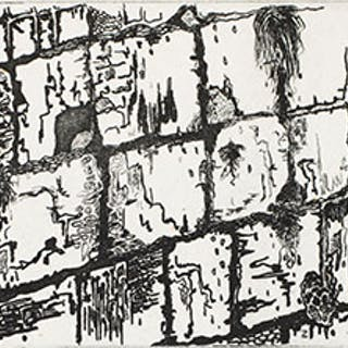 Tears of Western Wall - Gertrude Zack