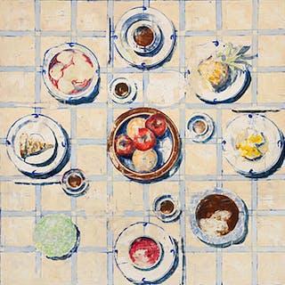 Desserts - Antony (Tony) Scherman
