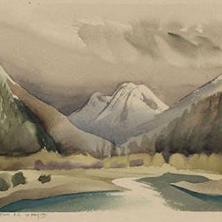 Khutzeymateen River, BC - Toni (Norman) Onley
