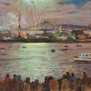 Montreal Fireworks #9 - Antoine Bittar