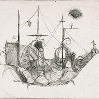 Aladdin's Ship - Patricia Kathleen (P.K.) Page (Irwin)
