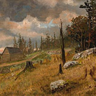 A Farm in BC - Thomas Mower Martin