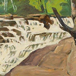 High Water, Laurentians - Edwin Headley Holgate