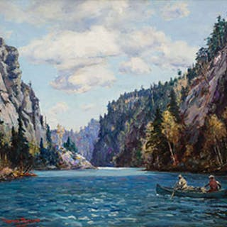 Algonquin Park - George Horne Russell