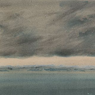 Looking East to the Mainland 2/82 - Takao Tanabe