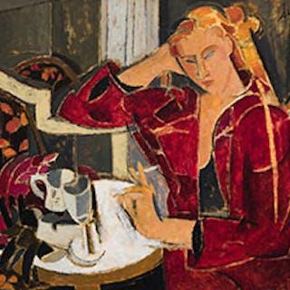 En el Café de la Ópera - Alfredo Roldan