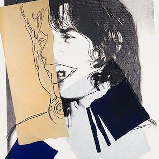 Mick Jagger (F.&S. II.142) - Andy Warhol
