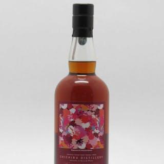 Whisky Honshu-Nagano Chichibu Burgundy wine cask finish 2011