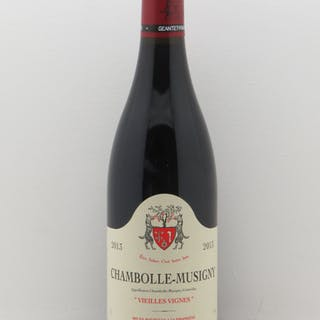 Chambolle-Musigny Vieilles vignes Geantet-Pansiot 2013