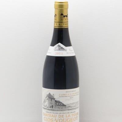 Clos de Vougeot Grand Cru Vieilles Vignes Château de la Tour 2013