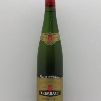 Pinot Gris (Tokay) Réserve Personnelle Trimbach (Domaine) 2012