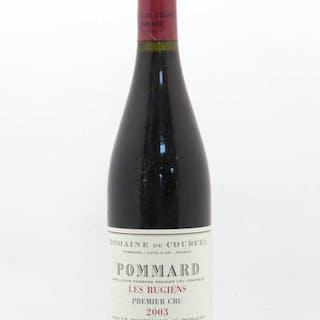 Pommard 1er Cru Les Rugiens de Courcel (Domaine) 2003