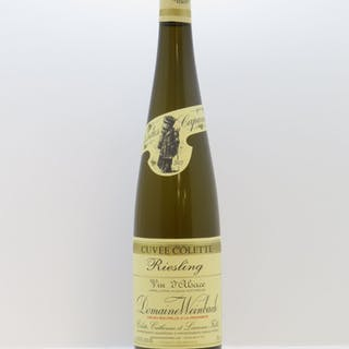 Riesling Cuvée Colette Weinbach (Domaine) 2015