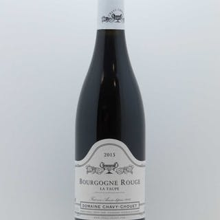 Bourgogne La Taupe Chavy-Chouet 2015